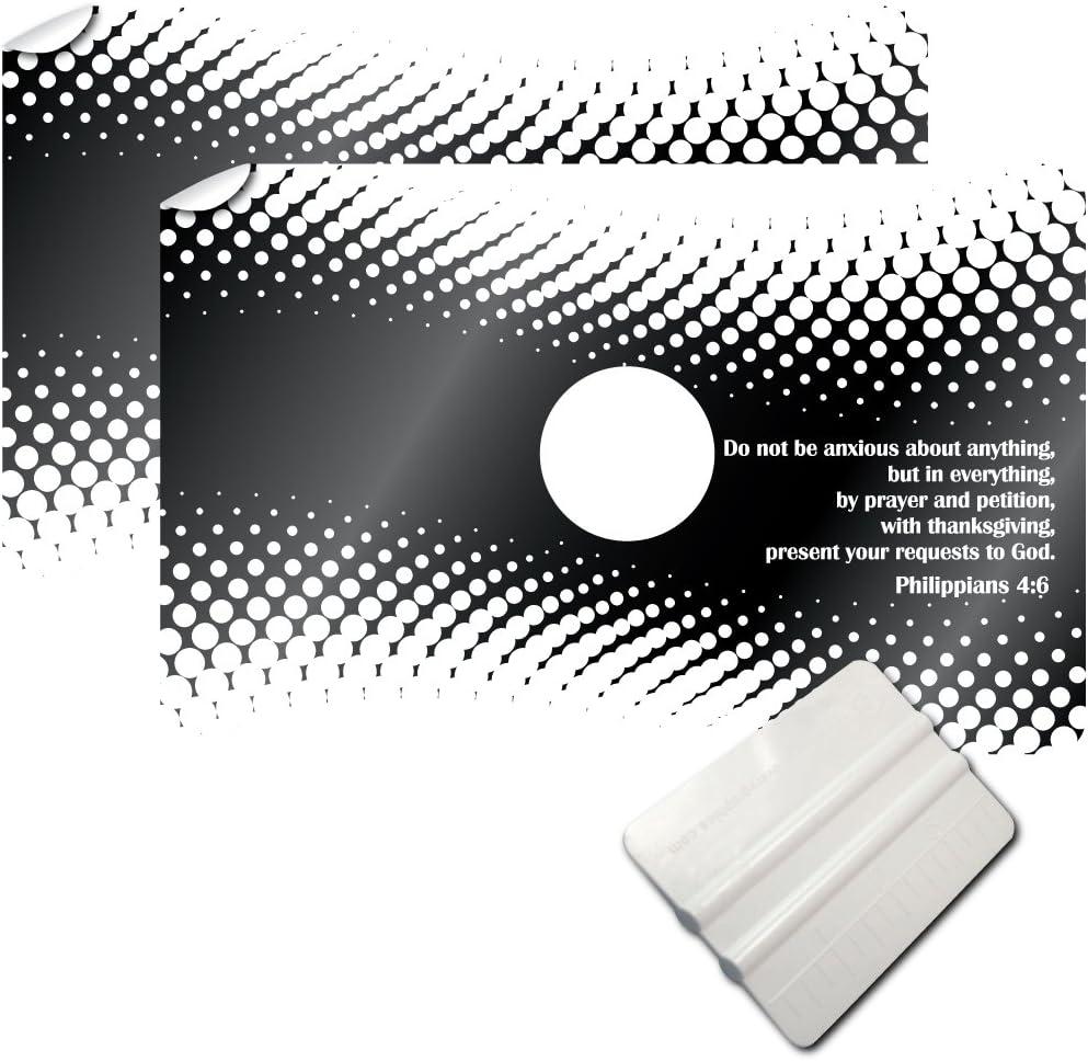 Philippians 4:13 Laptop Sticker Bottle Macbook Decal Style 269616