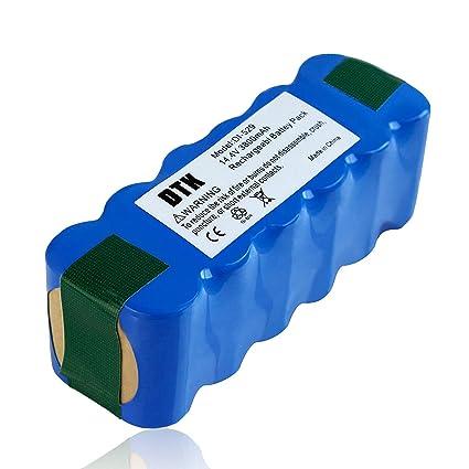 Dtk® 3.8Ah Ni-MH Batería de Repuesto para iRobot Roomba R3 500,600,700,800 900