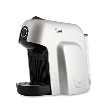 Bialetti Smart - Máquina para Café Espresso con cápsulas plateado: Amazon.es: Hogar
