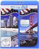 USA - Die Küsten aus der Luft [3D Blu-ray]