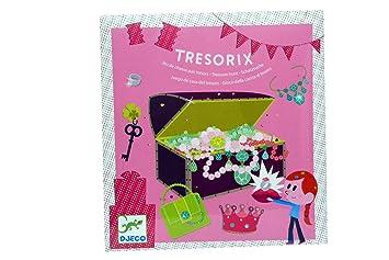 Tresorix Schatzsuche Partyspiel Geburtstagsspiel Amazonde Spielzeug