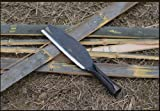Extra Thick Steel Blade Brush Axe - King of The