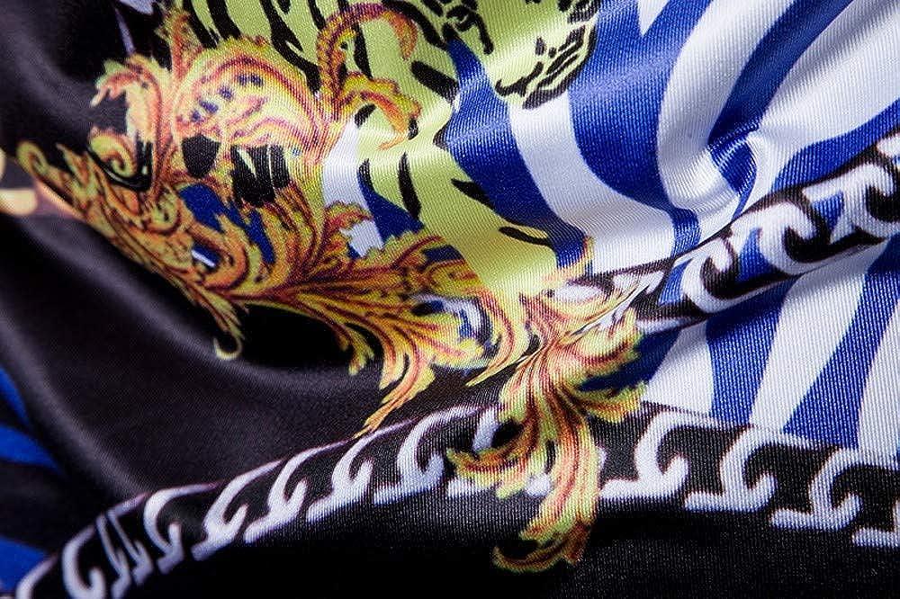 MIRRAY Camiseta De Manga Corta De Hombre Cadena De Palacio ...