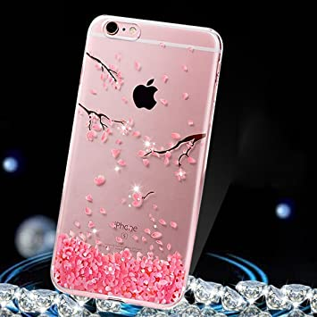 coque iphone 8 silicone fille