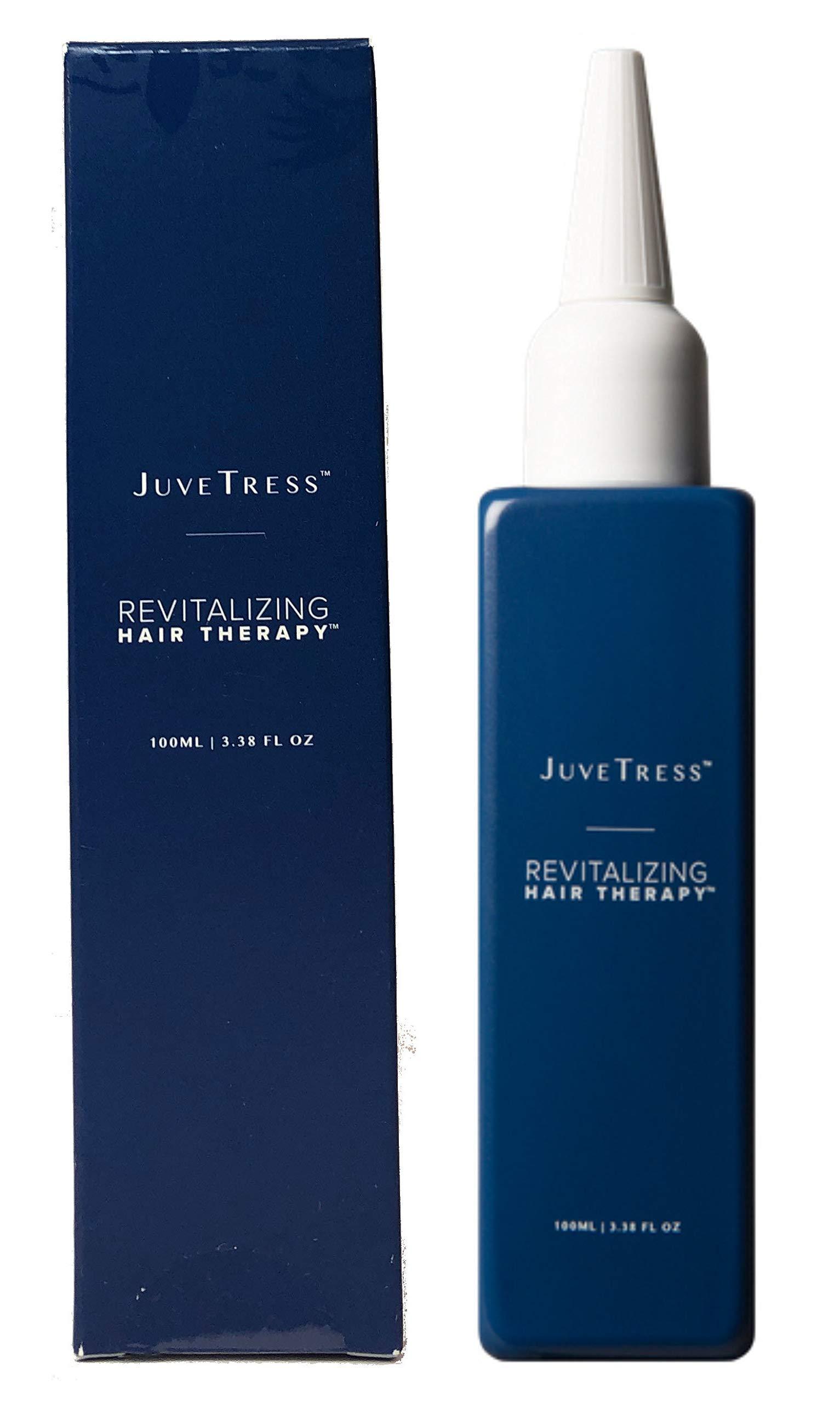 JuveTress Revitalizing Hair Therapy (New Formula) - 3.38 fl oz, 100 Milliliter Bottle