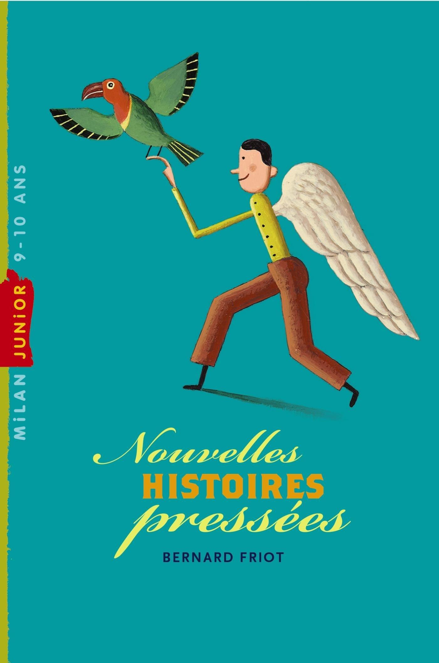 Read Online Nouvelles histoires pressees PDF