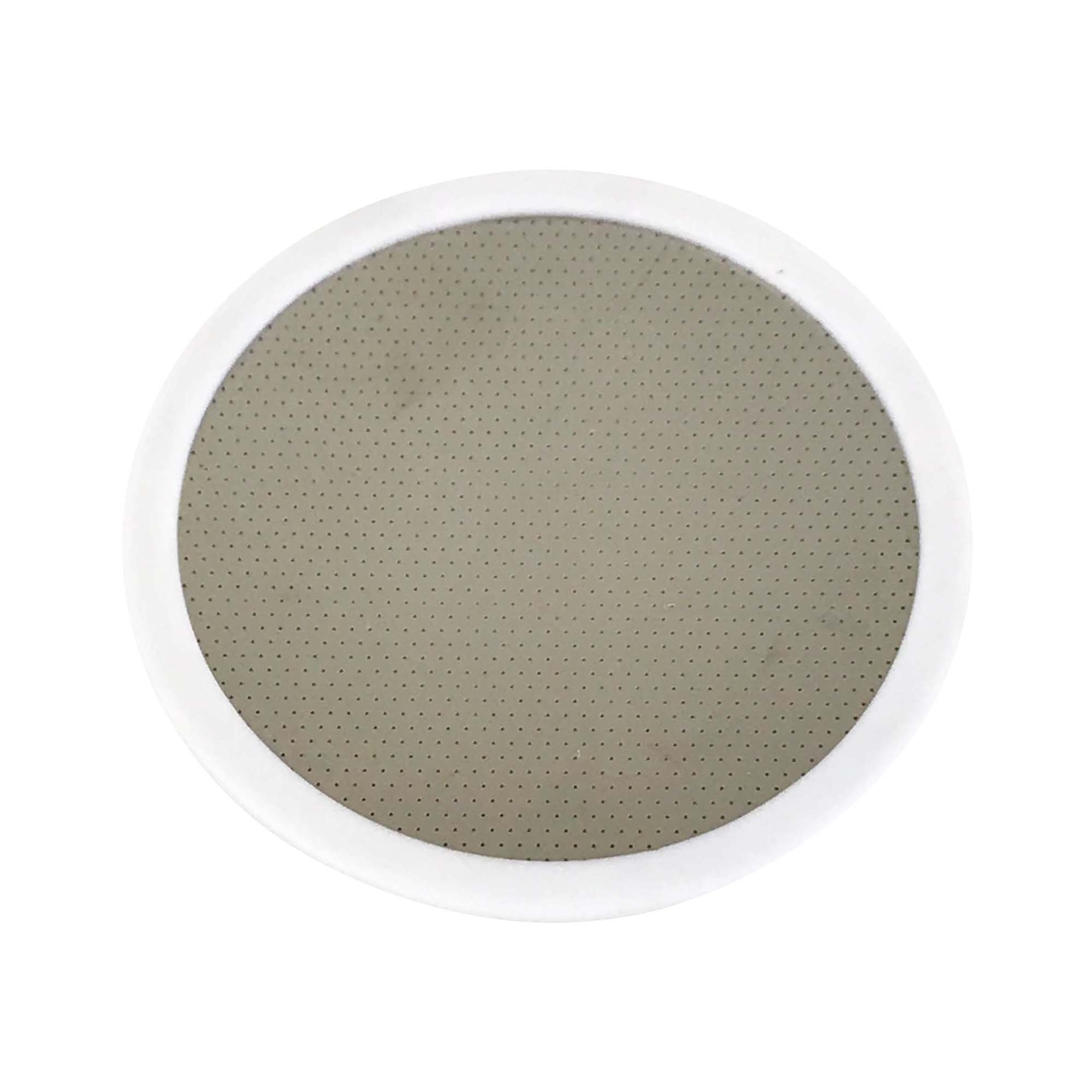 Think Crucial Reusable Deluxe Stainless Steel and Rubber Disk Filter Fits All Toddy(R) Cold Brew System Makers