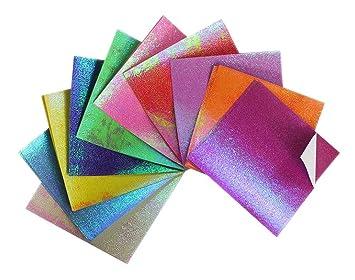 Packung Mit 50 Stück 15x15 Cm Quadratisches Origami Papier Für