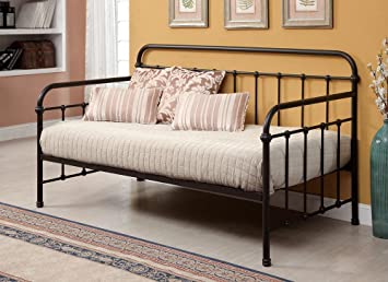 Stutfield Industrial Metal Twin Daybed