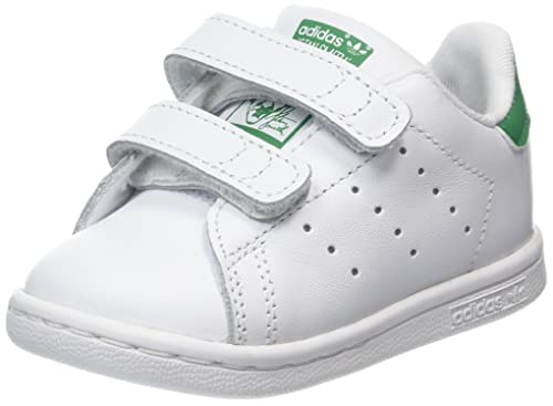 adidas Unisex Kinder Stan Smith Fitnessschuhe