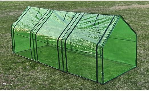Xinglieu Invernadero 3 Porte. Invernadero de Jardín Greenhouse Invernadero Invernadero policarbonato Invernadero para Plantas semenzaio Invernadero: Amazon.es: Jardín