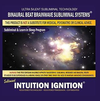 Binaural Beat Brainwave Subliminal Systems - Intuition