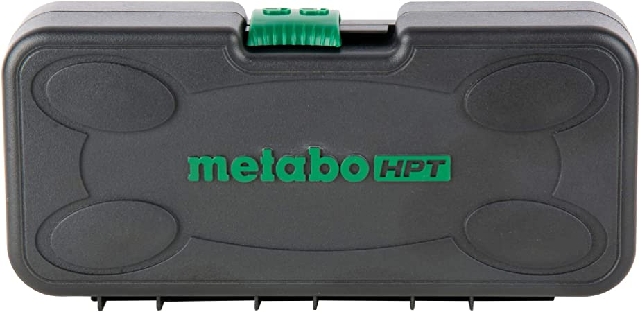 115134M Metabo HPT Drill Bit Set 13 Piece Gold Oxide Twist