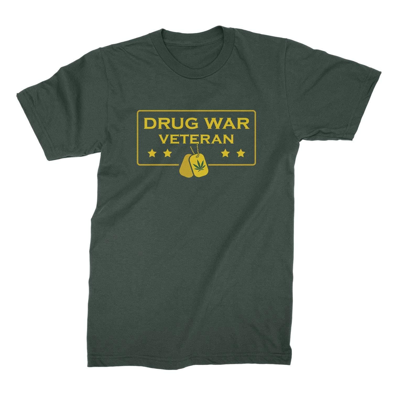 We Got Good Drug War Veteran Shirt Funny Weed Shirts