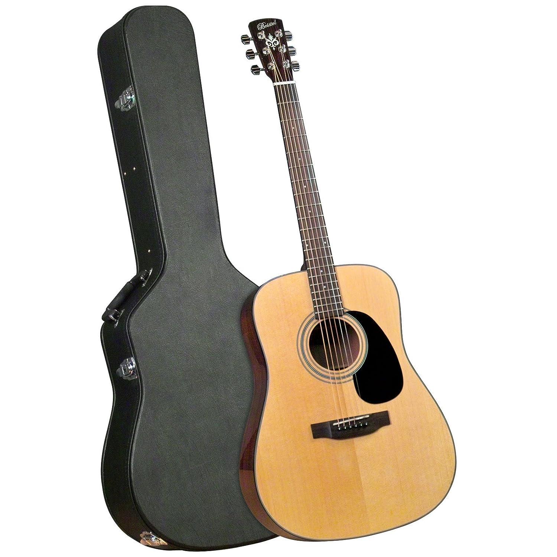 bristol bd 16 dreadnaught acoustic guitar musical