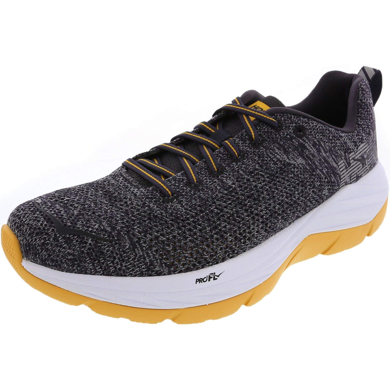 TALLA 43 1/3 EU. Hoka One - Zapatillas de Running de Sintético para Hombre Nine Iron/Alloy