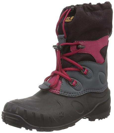 Herbst Schuhe Schnelle Lieferung San Francisco Jack Wolfskin Unisex-Kinder Iceland Passage High K Schneestiefel
