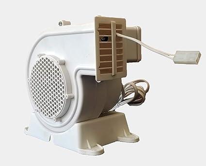 Amazon.com: Repuesto de ventilador de motor hinchable de ...