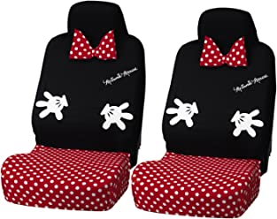 Incredible 7416 16Bk S Car Accessories Disney Fancy Lovely Minnie Seat Spiritservingveterans Wood Chair Design Ideas Spiritservingveteransorg