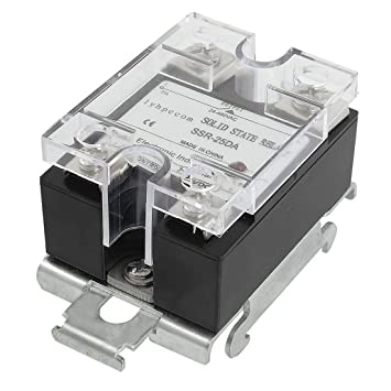 Buy SSR25DA Type Solid State Relay RUIKE lyhpcom DC to AC DIN