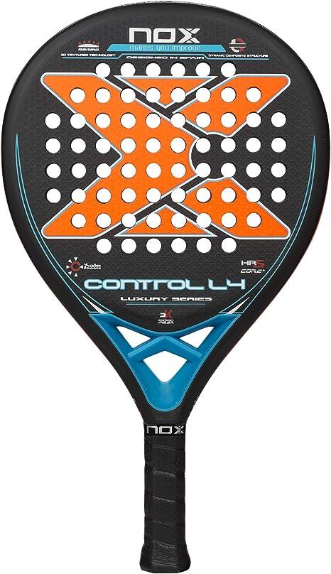 NOX - Pala Luxury Control L.4: Amazon.es: Deportes y aire libre
