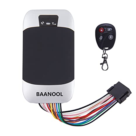Amazon.com: baanool impermeable GPS Tracker Tiempo real GPS ...