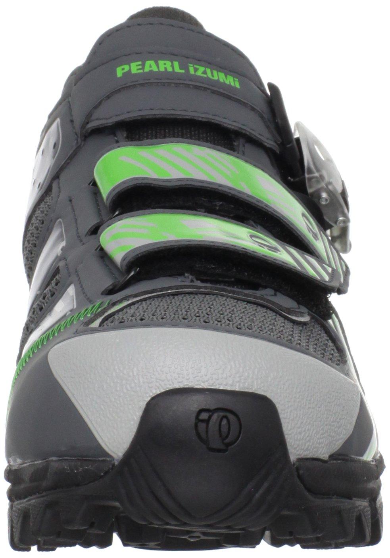 Pearl Izumi - Zapatillas de ciclismo para hombre, color gris, talla 45: Amazon.es: Zapatos y complementos
