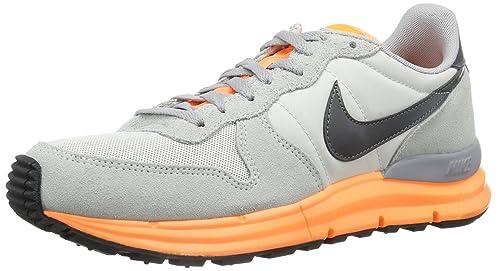 new product 643ce 74aeb Nike Lunar Internationalist, Sneaker Uomo, Grigio (Grau (Lt Base Dark Grey-