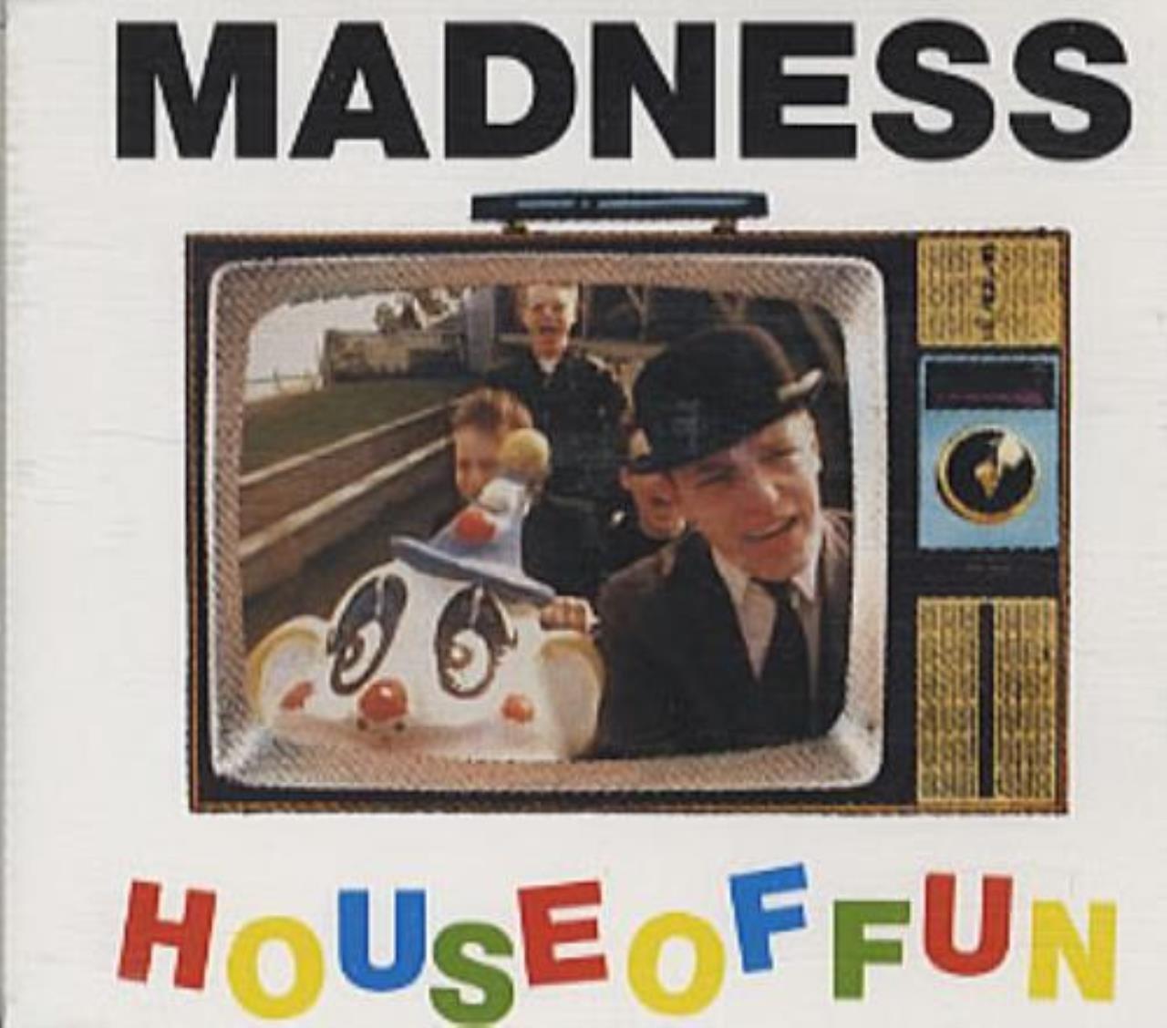 House Of Fun [CD-Single, Picture-CD, EU, Virgin 665 326 / VSCDT 1413]