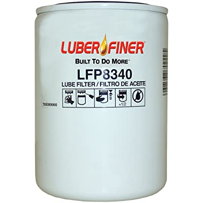 Luber-finer LFP8340-12PK Heavy Duty Oil Filter, 12 Pack: Automotive