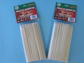 Betik Long Pincho Sticks 15cm (200 units) by Betik