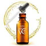 Vitamin C Serum Face Serum With 30% VC & Hyaluronic Acid & Vitamin E - Anti Wrinkles, Age Spots,Brighten - Natural & Organic Serum for Face and Eyes
