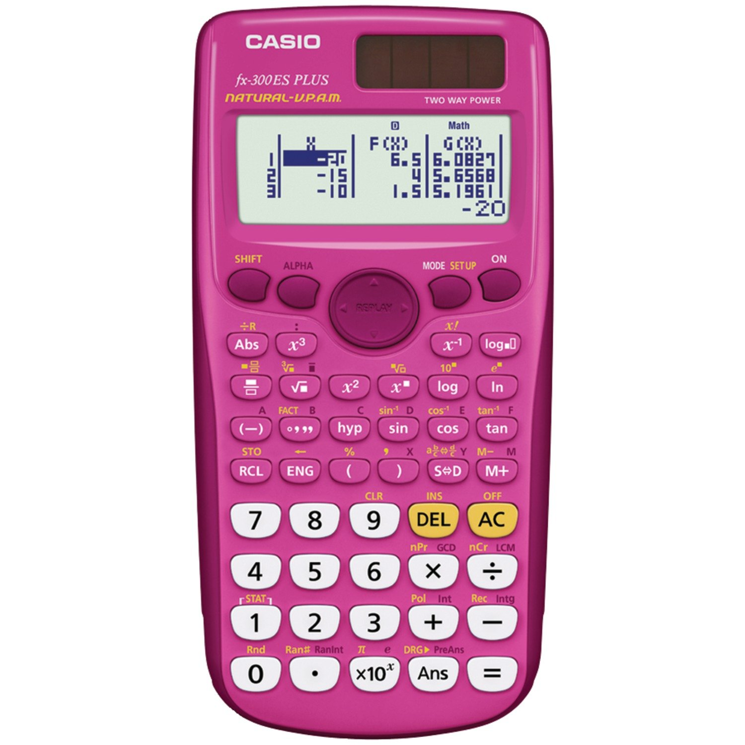 Amazon casio fx 300es plus scientific calculator black amazon casio fx 300es plus scientific calculator black electronics falaconquin