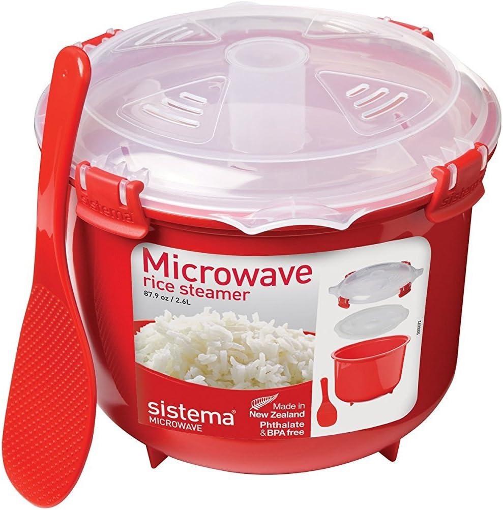 Sistema Microwave sistema olla arrocera para cocinar a microondas ...