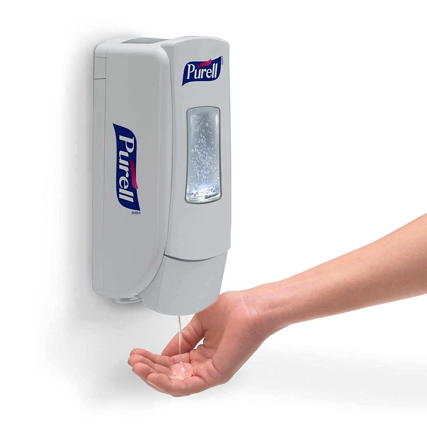 Dispensador PURELL® ADX-7TM, 700 ml, 8720-06, Blanco: Amazon.es: Industria, empresas y ciencia