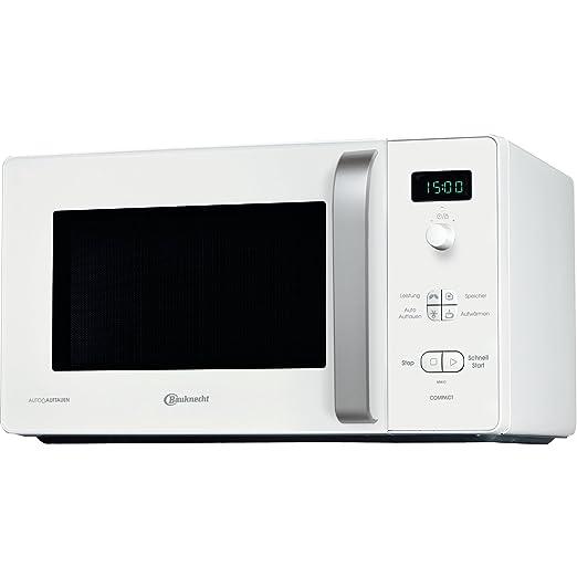 Bauknecht MW 40 WS - Microondas (20 l, 700 W, 7 grados de ...