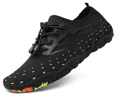 Amazon.com: Kealux - Zapatillas deportivas de secado rápido ...
