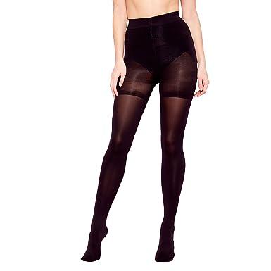 89eb80085 Debenhams Womens Black 80 Denier Opaque Firm Control Support Tights Xl   Debenhams  Amazon.co.uk  Clothing