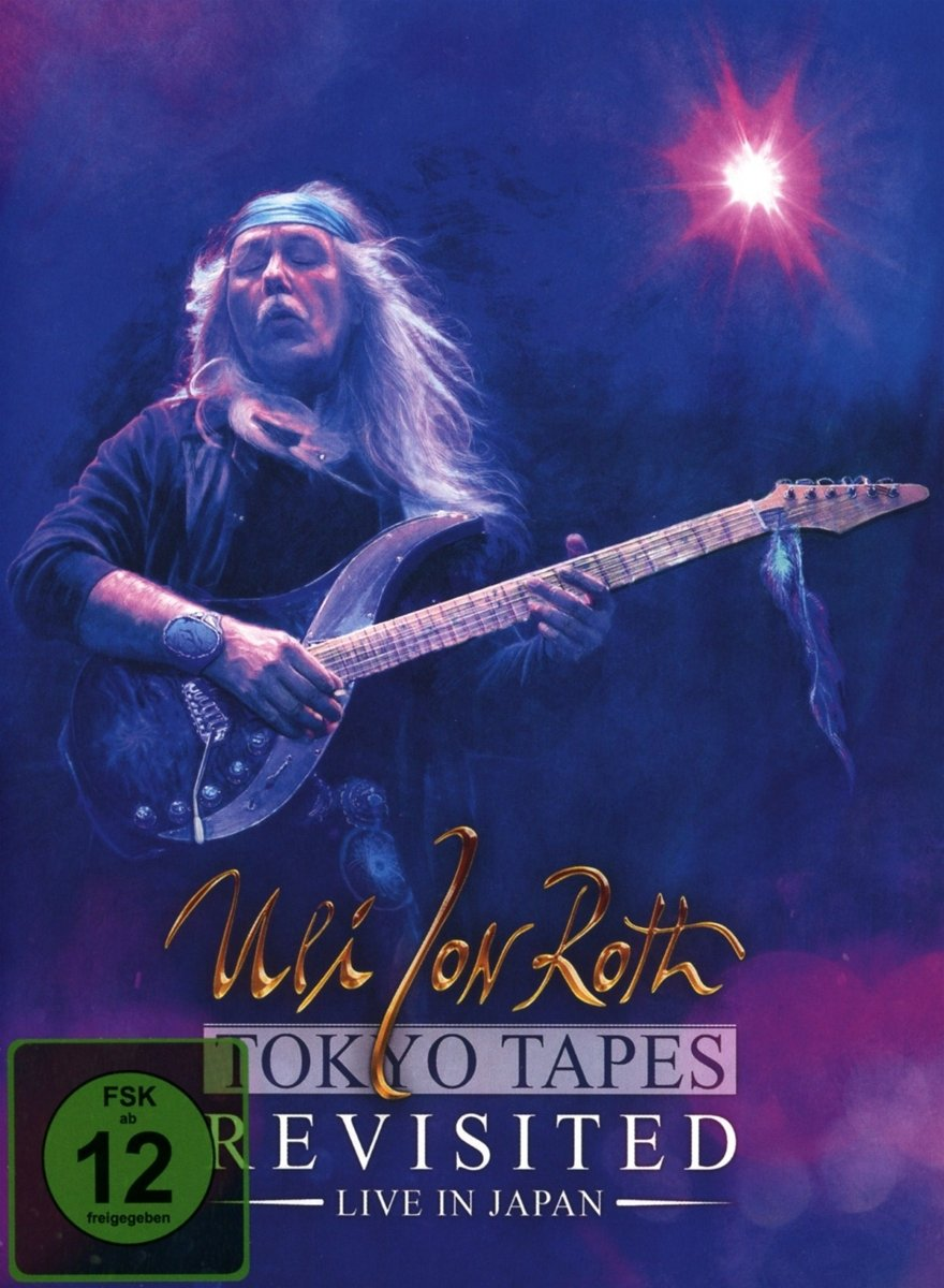 Tokyo Tapes Revisited: Live In Japan B01M241P7P