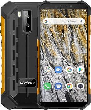 Ulefone Armor X3 Móvil Libre, Resistente IP68 Impermeable Smartphone de 5.5