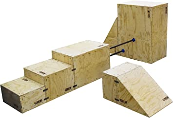 Gibson Athletic Gibson Parkour Base Package, Ideal para ...
