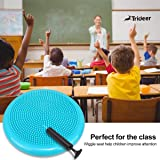 Trideer Inflated Stability Wobble Cushion with