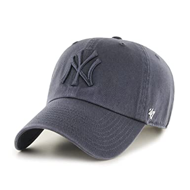 47 Unisex MLB New York Yankees Clean up Baseball Cap 47 Brand l7O4T6