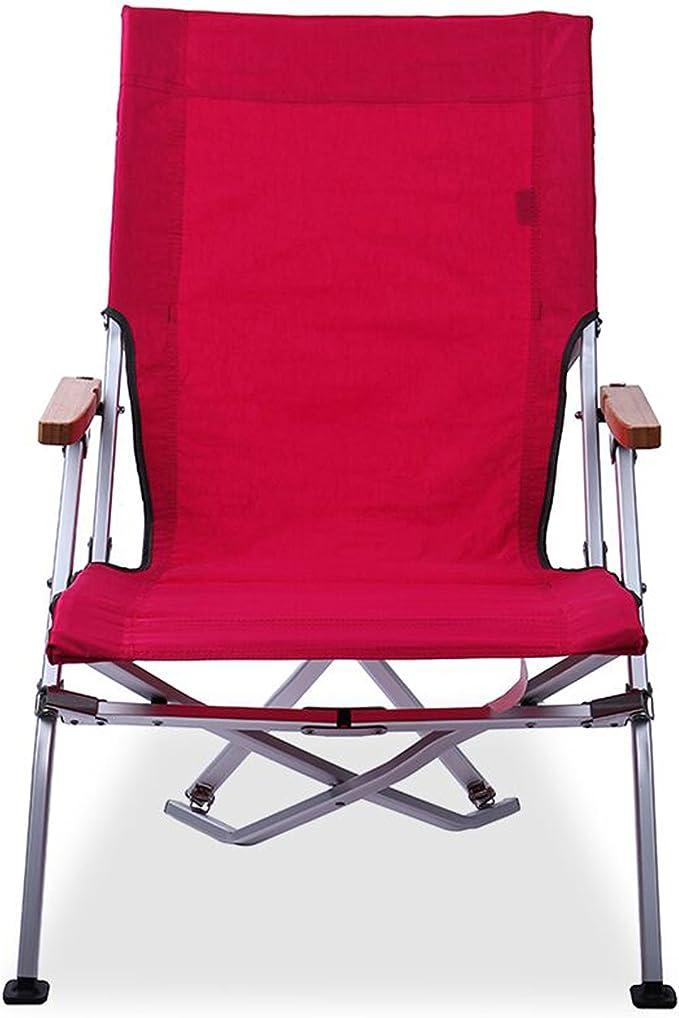 Folding Beach Camping Fishing Picnic Chair Foldable Garden Outdoor Sun Low Seat