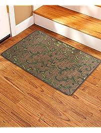 Soloom Non Slip Stair Treads Carpet Landing Mat(2u0027x3u0027)Blended Jacquard