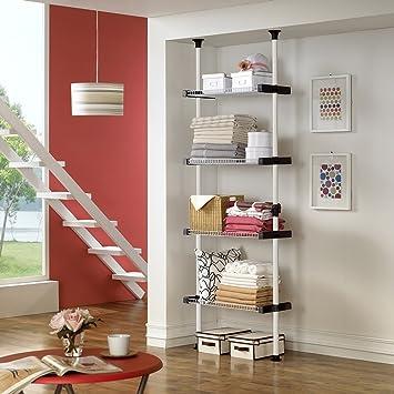 Quadruple Wire Shelf | Clothing Shelf | Closet Organizer