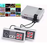 DigitCont Plug & Play Classic Mini 2ND GEN Console, Built-in with 620 Classic Retro Games 2 Players Mode Console TV…