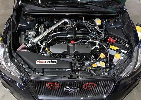Amazon.com: HPS 27-563BL Blue Shortram Air Intake Kit with Heat Shield (Cool Short Ram SRI): Automotive