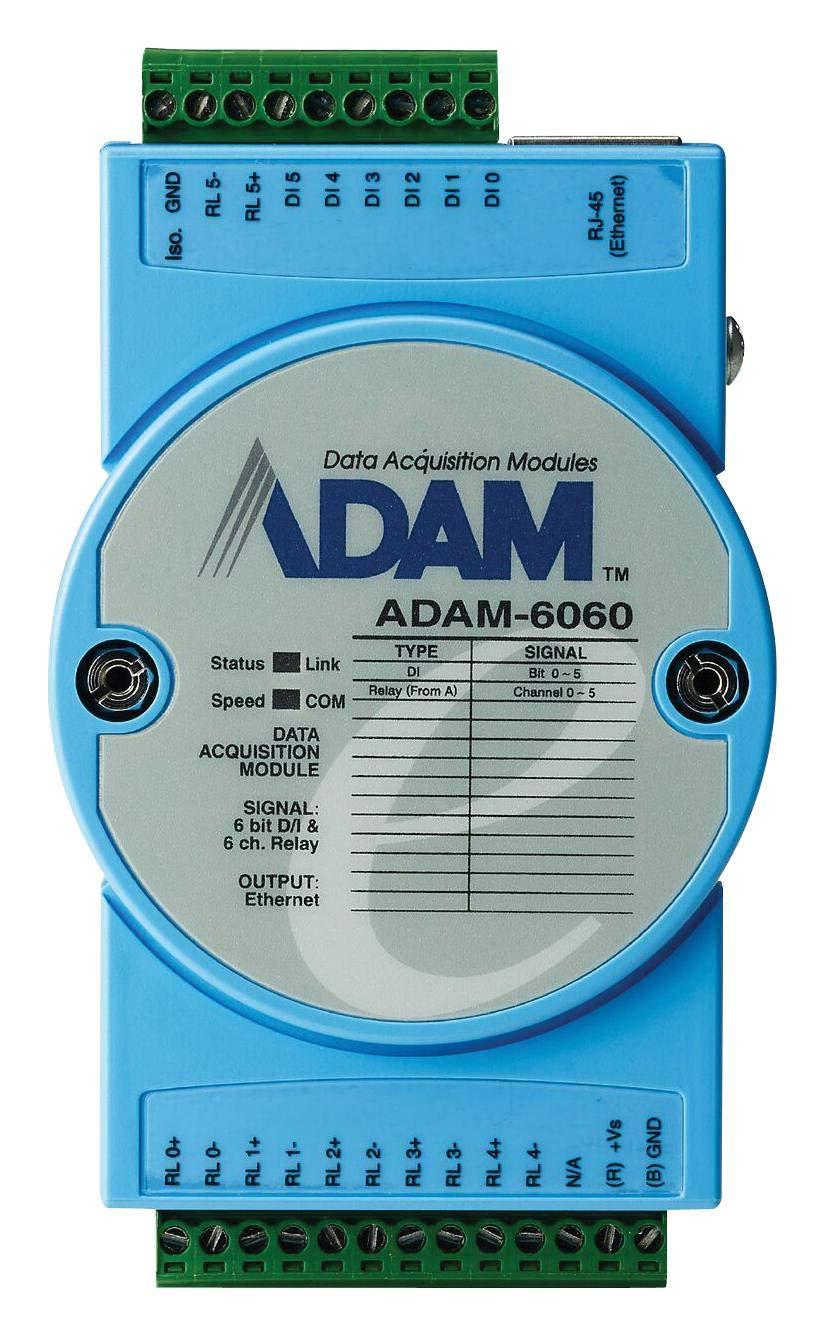 Mua ADVANTECH B+B SMARTWORKS ADAM-6060-D ADAM-6060 series 3KHz6 Channel  Input/6-Channel Output Ethernet I/O Module - 1 item(s) trên Amazon Mỹ chính  hãng 2021   Fado