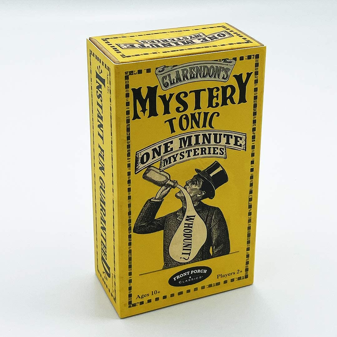 Mystery Tonic
